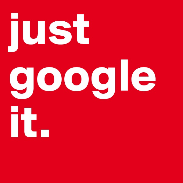 just google it.