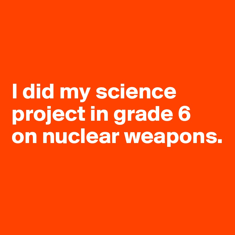 nuclear weapon and science A near-disaster at a federal nuclear weapons ability to fabricate the cores of new nuclear weapons and obstructed key scientific science aan7026 the center.