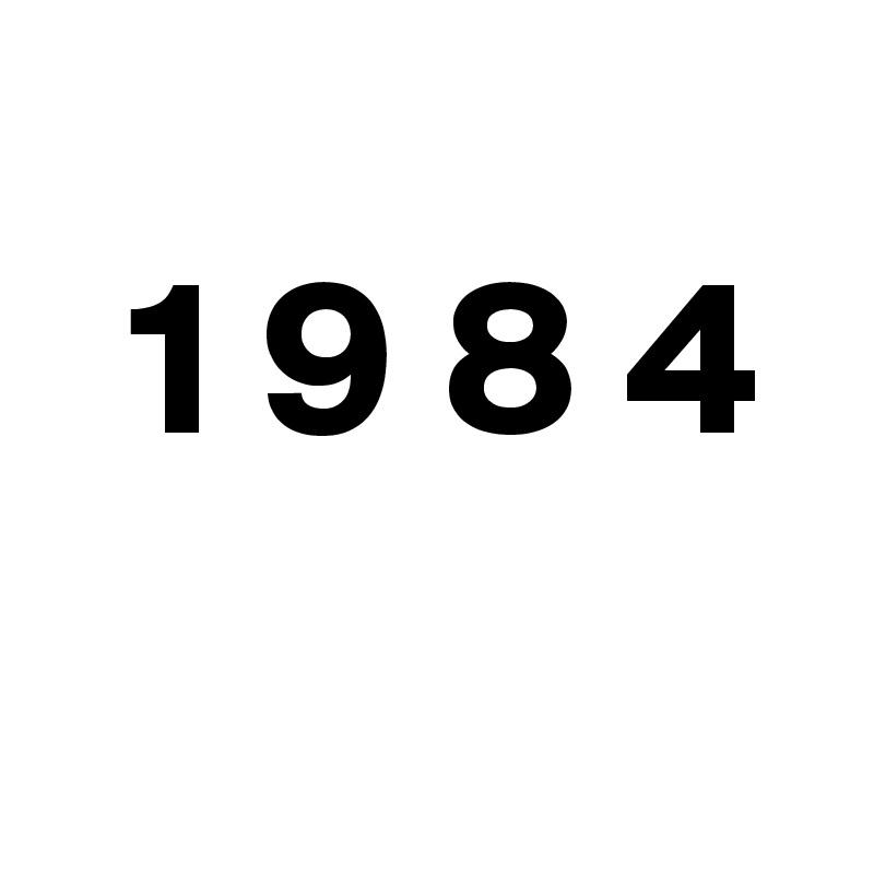 1 9 8 4