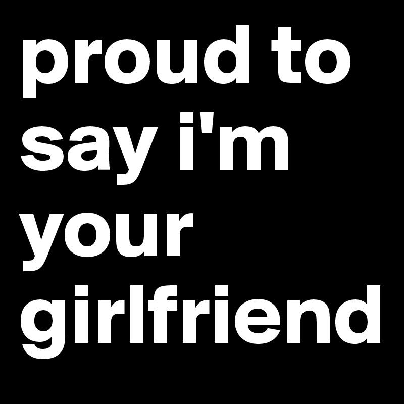 post your girlfriend