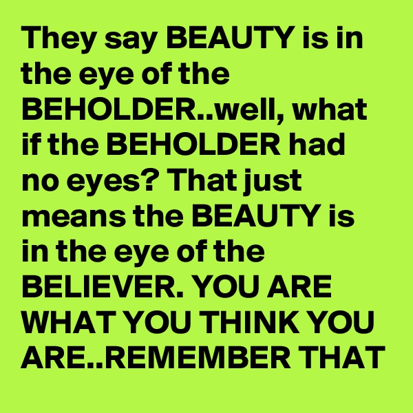 deviance is in the eye of the beholder See more of cambridge and zimsec a level sociology with brian maregedze on facebook log in forgot account or deviance: is it in the eye of the beholder.