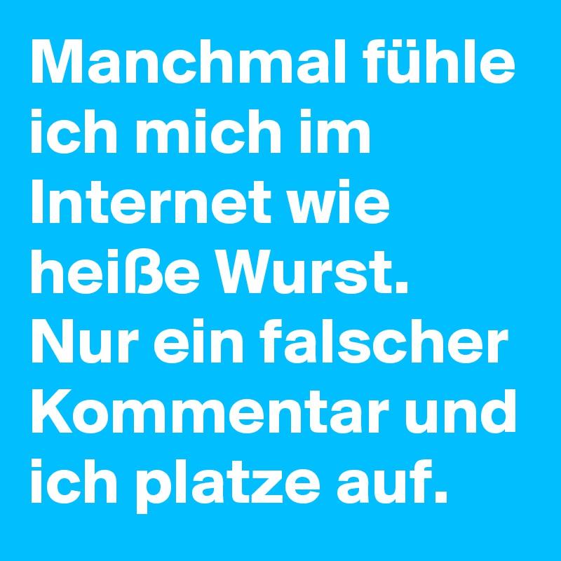 ich im internet