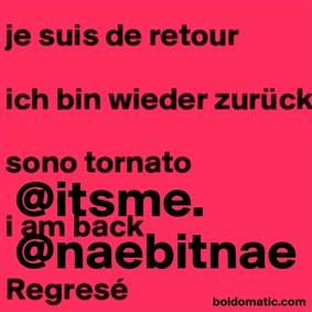 itsme. on Boldomatic - @naebitnae remixed