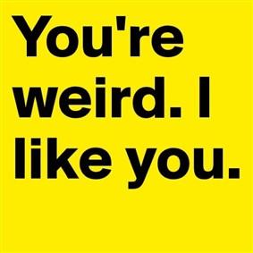 hemko on Boldomatic - You're weird. I like you.