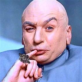 Dr.Evil on Boldomatic -
