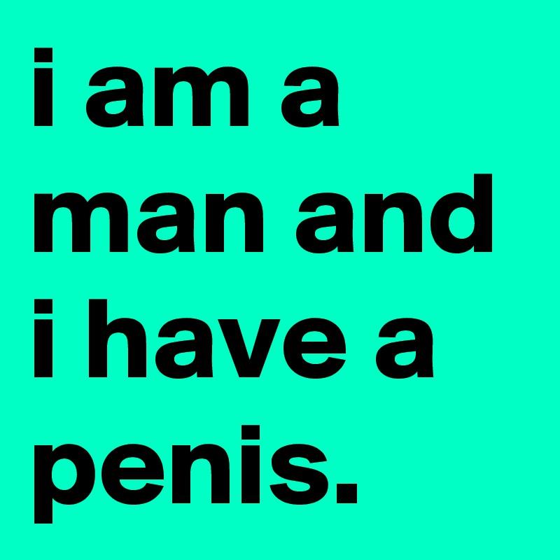 Am penis