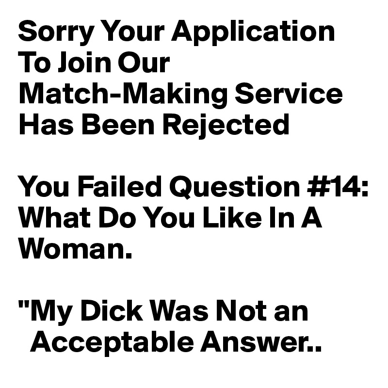 Online dating cautions