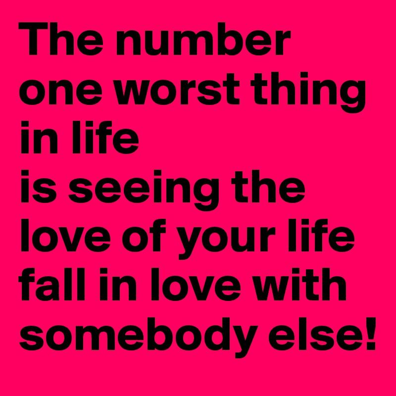 when l fall in love
