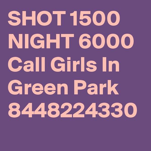SHOT 1500 NIGHT 6000 Call Girls In Green Park 8448224330