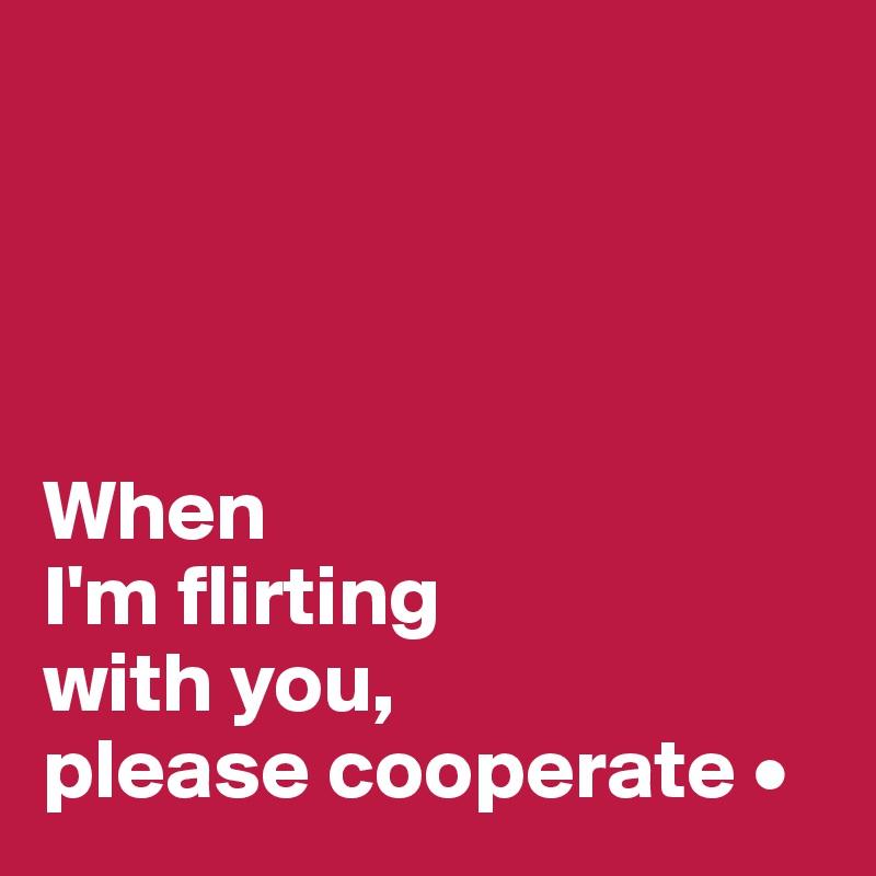 Flirting with you [PUNIQRANDLINE-(au-dating-names.txt) 70