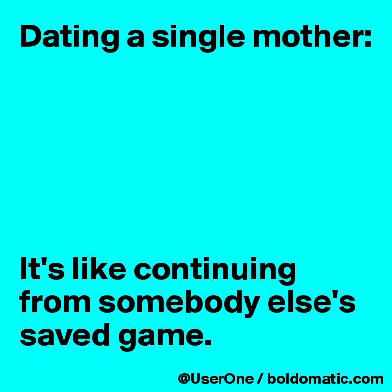 Saved single and dating