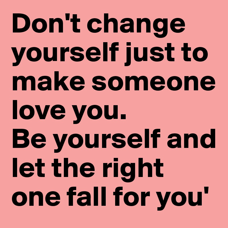 make someone fall for you