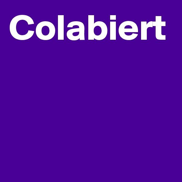 Colabiert