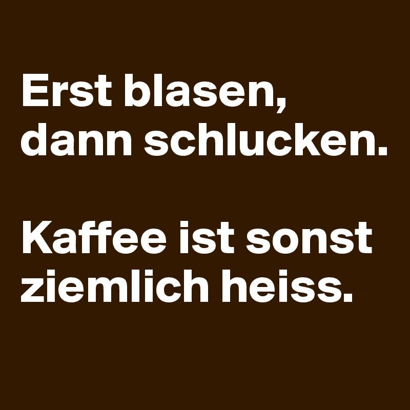 www blasen schlucken