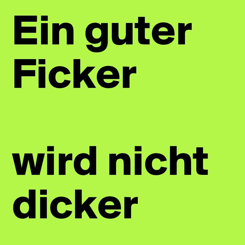 Ein guter Ficker wird nicht dicker - Post by 2be on Boldomatic