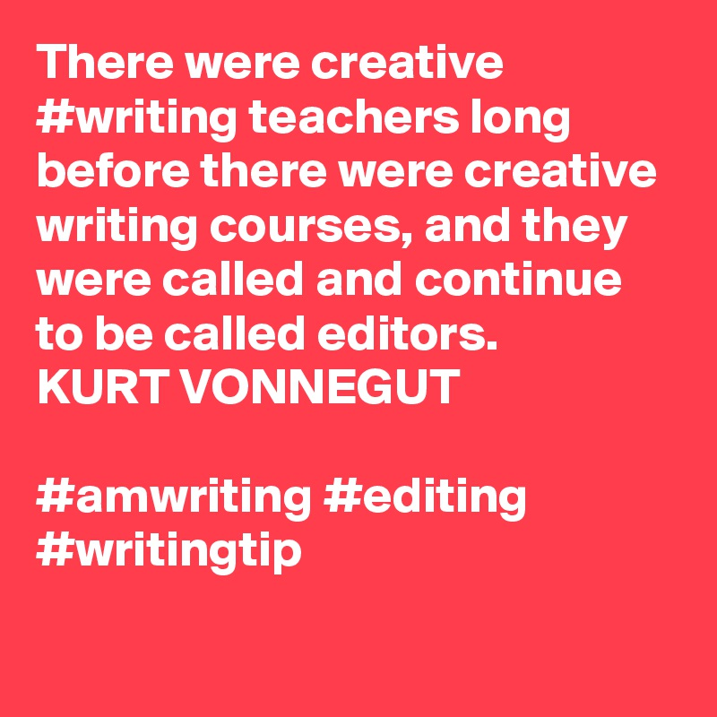 courses on creative writing