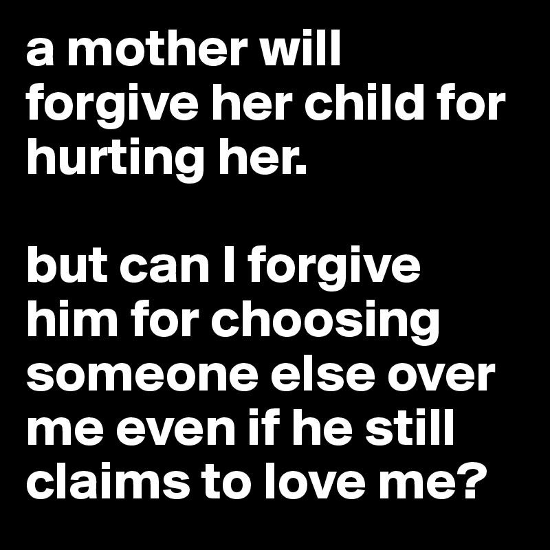 i forgive him quotes