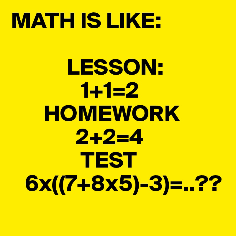 math is like lesson 1 1 2 homework 2 2 4 test 6x 7 8x5 3