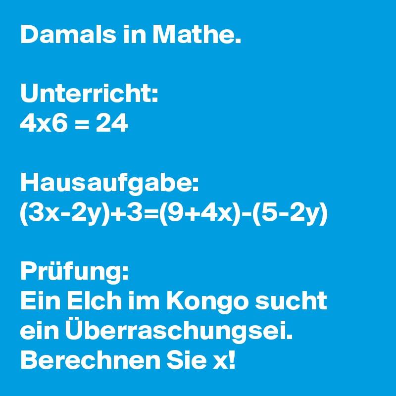 Großartig Hausaufgaben Für Mathe Ideen - Mathematik & Geometrie ...