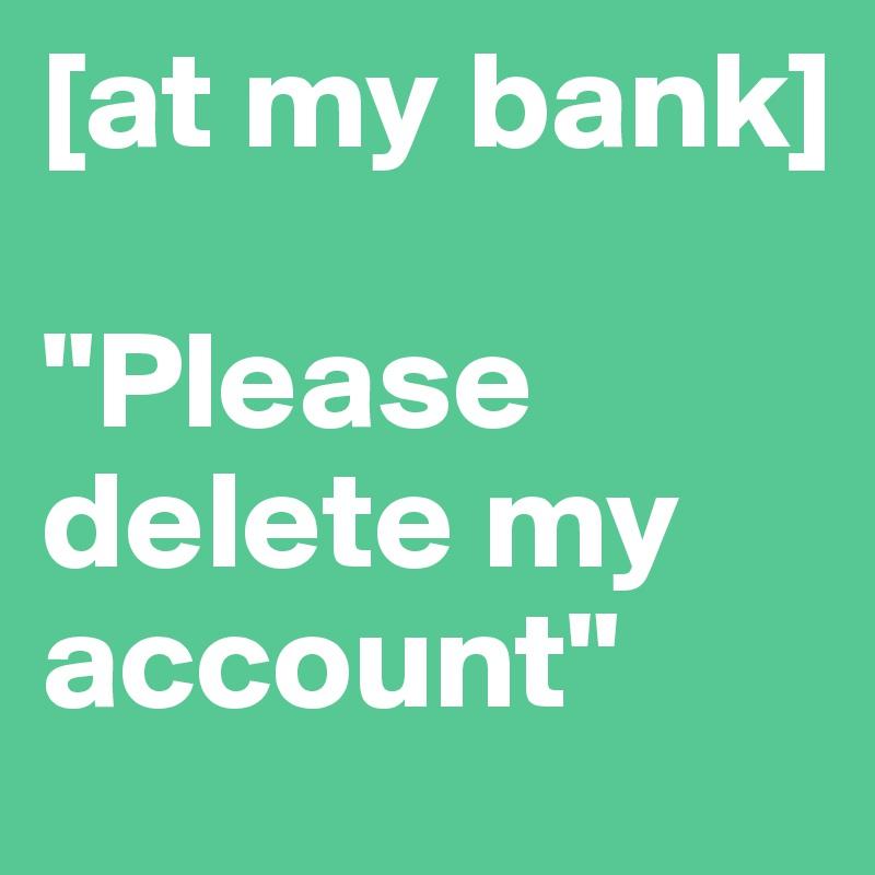 How do i delete my photos
