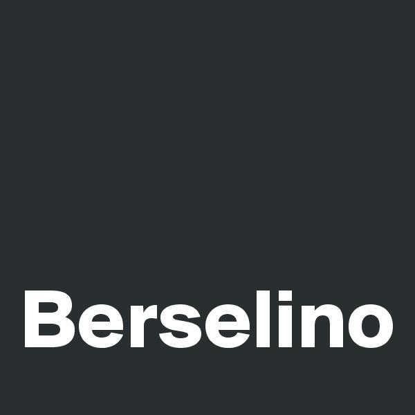 Berselino