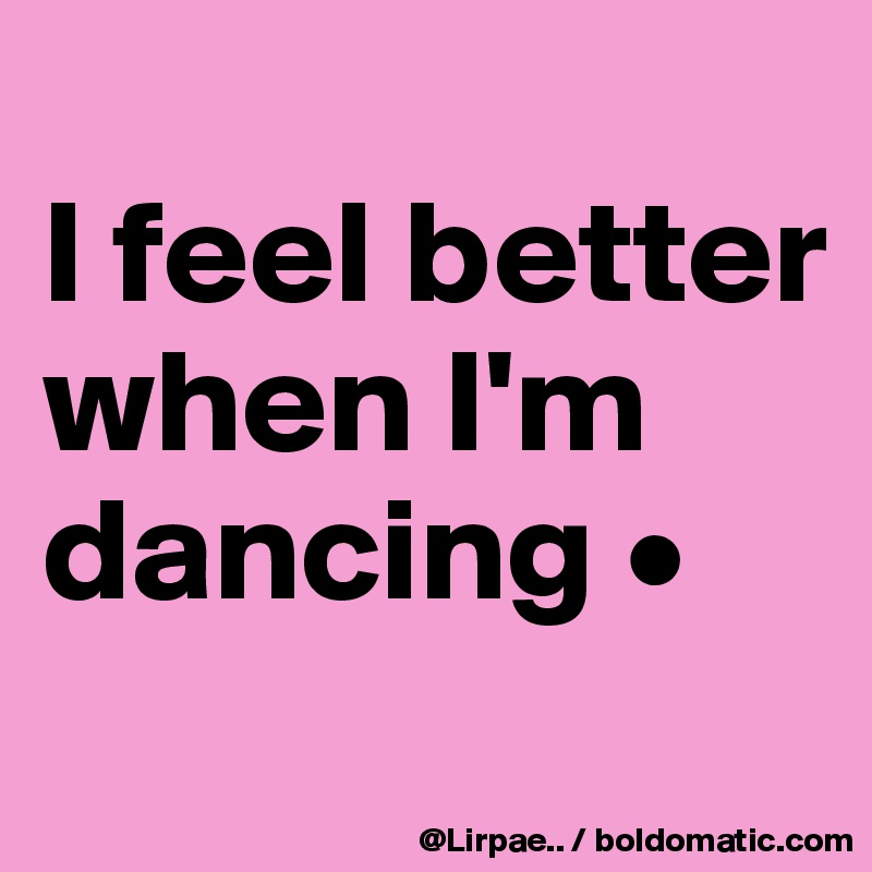 how to get better at dancing