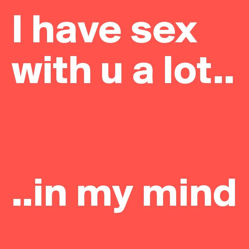 Секс с видом
