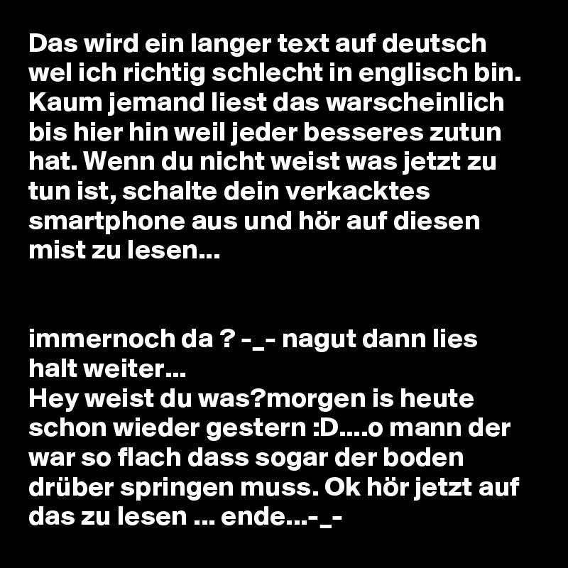 width auf deutsch