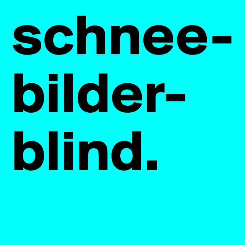 schnee- bilder- blind.