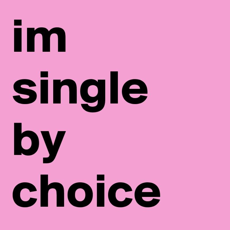 """Single im """"Why Am"""