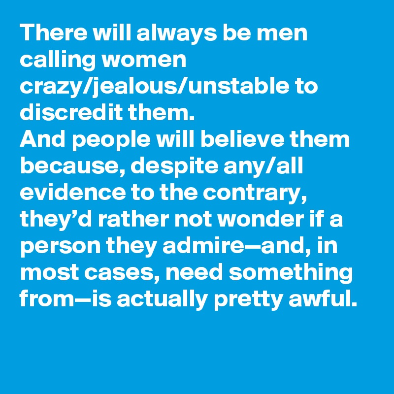 Are women crazy why All Women