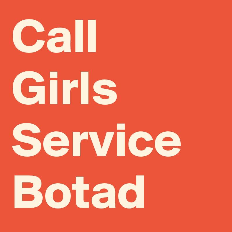 Call Girls Service Botad