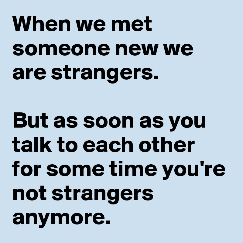 dating someone new