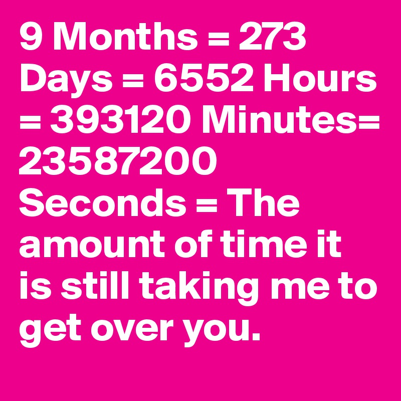 Days  Minutes 23587200 Seconds The