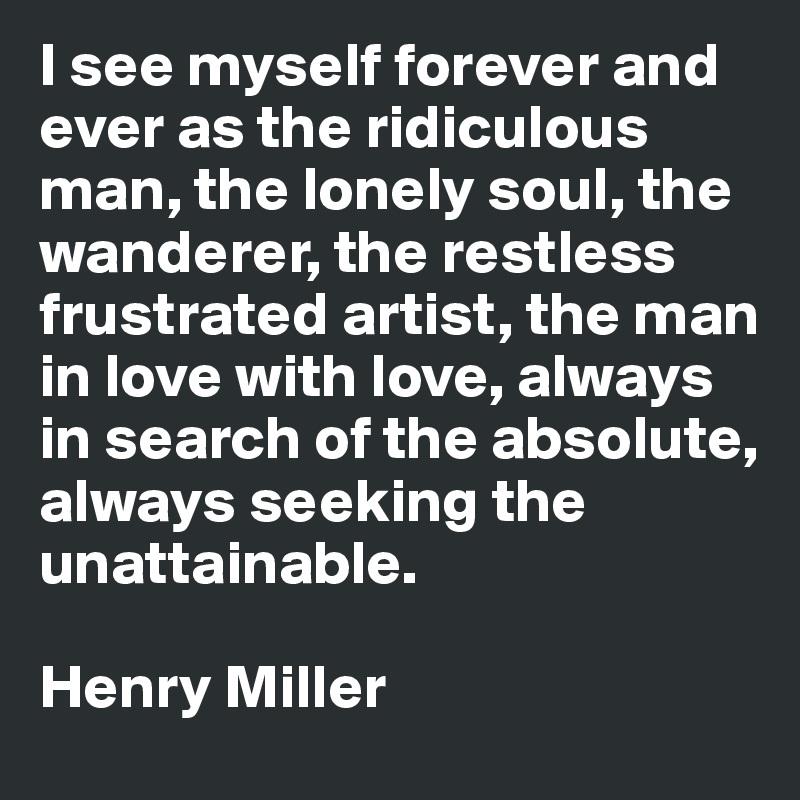 as i see myself