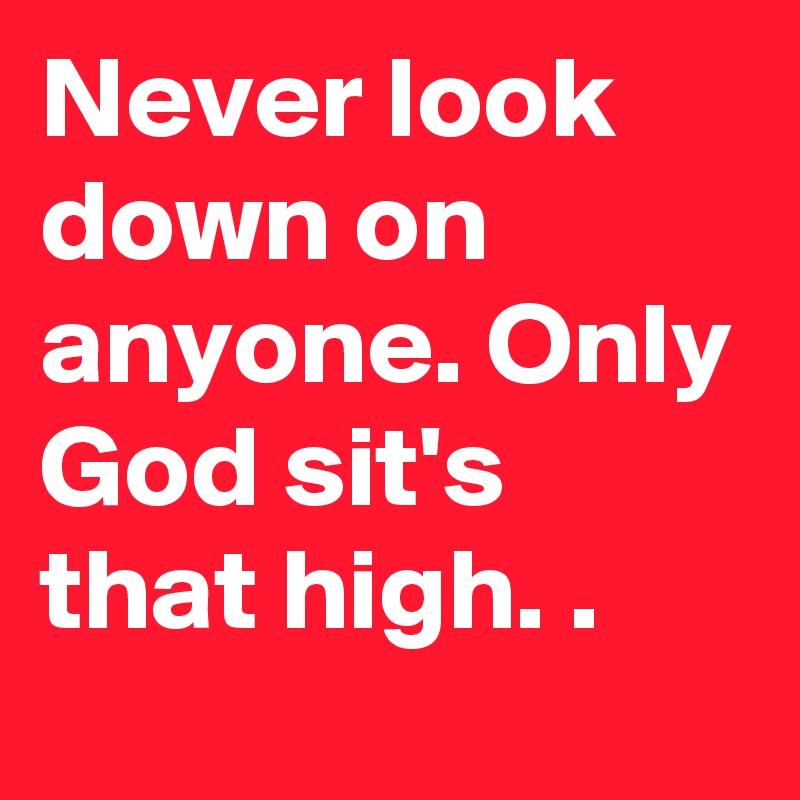 Look like god 9
