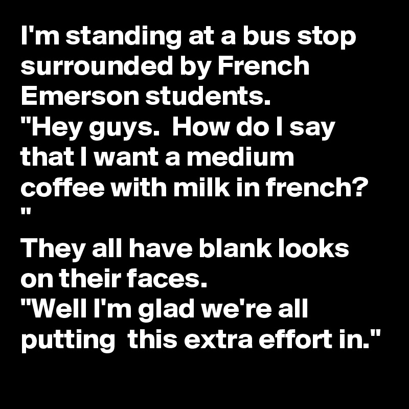 French help!!! How do I say...?