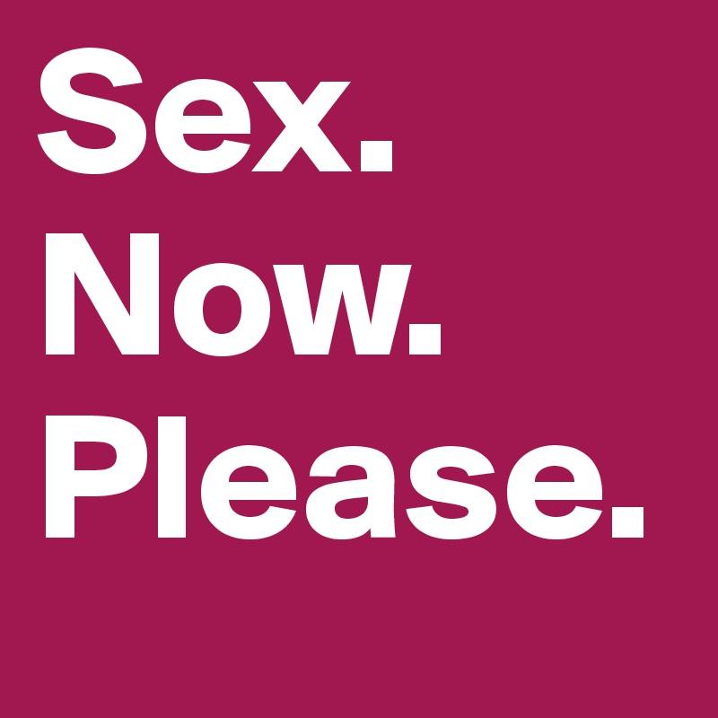 Просьбы сексу