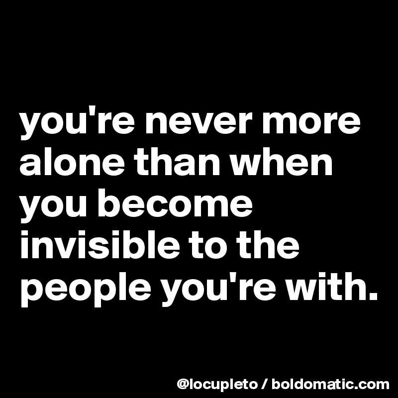 what will you do if you become invisible