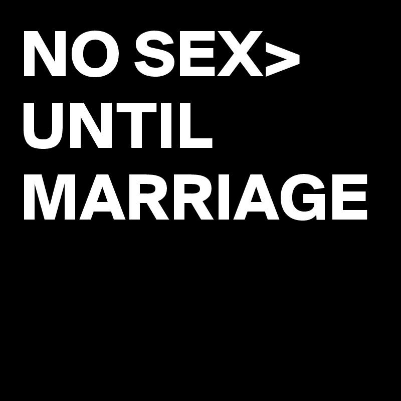 No Sex Untill Marriage 56
