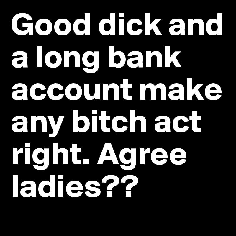 Long Dick Good Dick