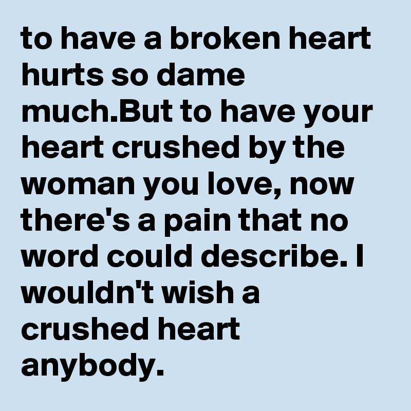 Words to describe a woman you love