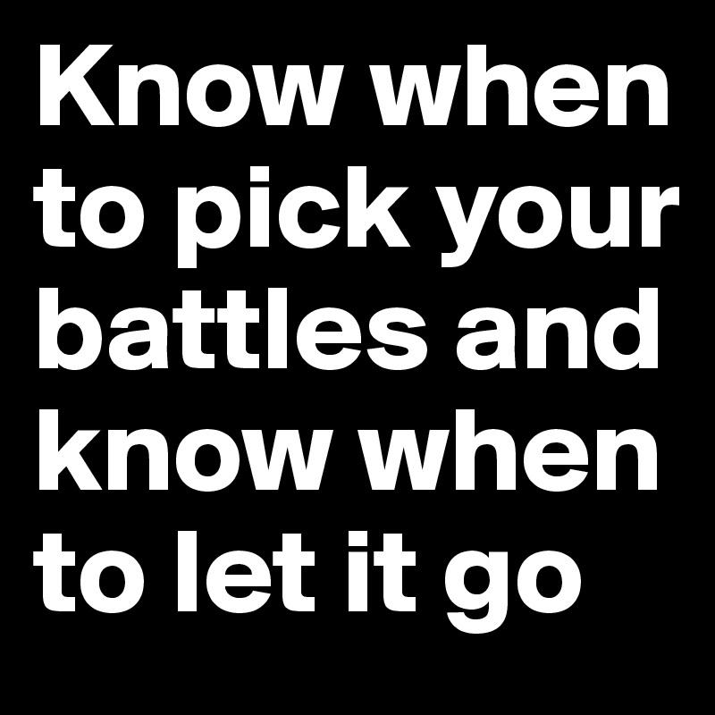 Steve Hofstetter: Pick Your Battles – OutSmart Magazine   Chart Pick Your Battles