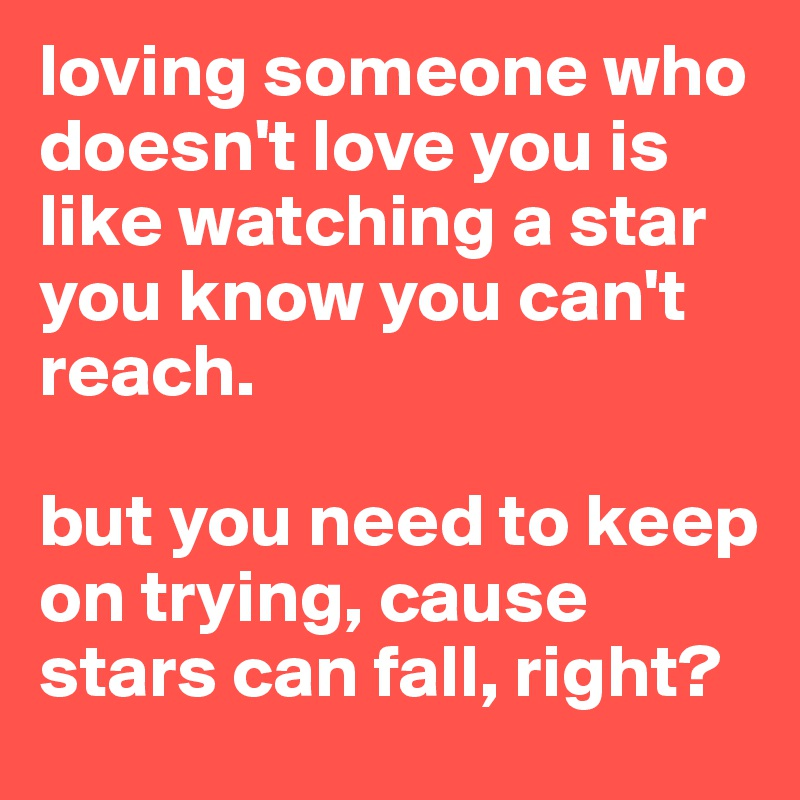 When do you know when your in love
