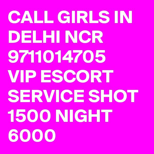 CALL GIRLS IN DELHI NCR 9711014705  VIP ESCORT SERVICE SHOT 1500 NIGHT 6000