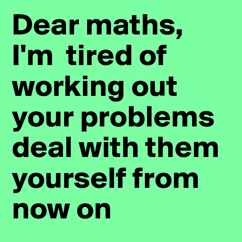 Image result for maths working out