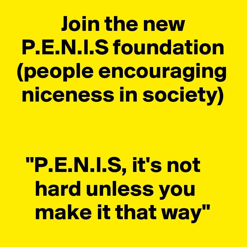 Encouraging a penis
