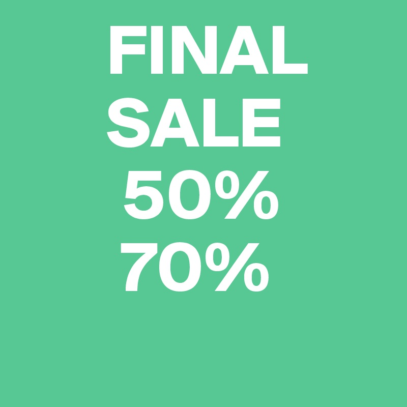 FINAL SALE 50% 70% Post by PSMaggie on Boldomatic
