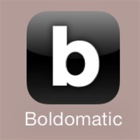 BolomaticApp on Boldomatic -